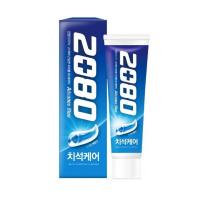 Зубная паста Aekyung 2080 Advance Blue Toothpaste Scrub Essence