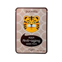 Тканевая маска Beauadd  Puorella Aqua Anti-aging Mask Pack Tiger