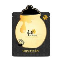 Тканевая маска Papa Recipe Bombee Black Honey Mask Pack